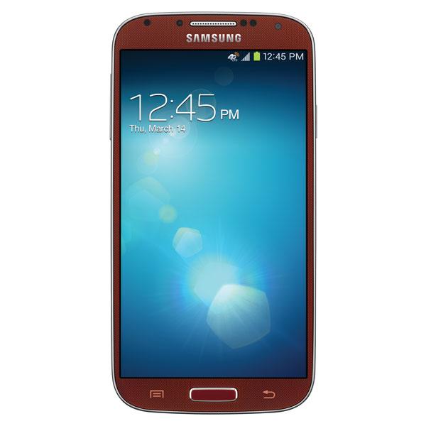 Samsung Galaxy S4 (AT&T), Red Aurora