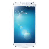 Galaxy S® 4 (AT&T), White Frost