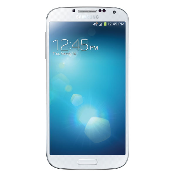 Samsung Galaxy S4 (AT&T), White Frost 16GB