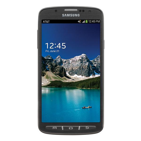 Samsung Galaxy S4 Active (AT&T), Gray