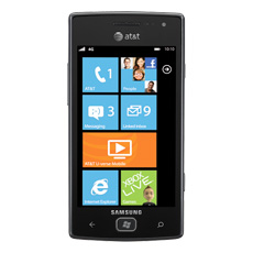 Samsung Focus™ Flash Windows Smartphone