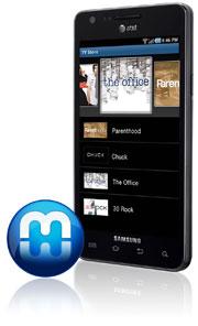 Galaxy S II Media Hub