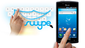 Swype® Text Input Technology