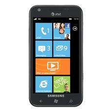 Samsung Focus™ S, Windows Smartphone