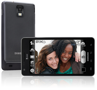 8.0 MP Rear-Facing Camera with LED FLASH & 1.3MP Front-Facing Camera