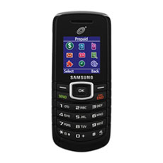 A tracphone. Much like a Nokia, it is a dinosaur among phones.