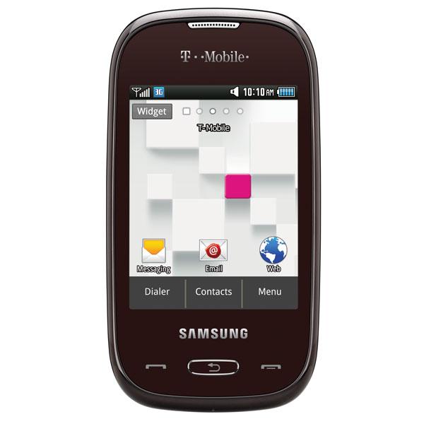 Gravity Q 128 MB RAM; 256 MB (T-Mobile)