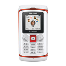Samsung Comeback™ Cell Phone