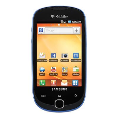 Android Phone from T-Mobile - SMS Message & Social Media | Samsung