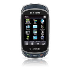 Samsung Gravity Touch cell phone