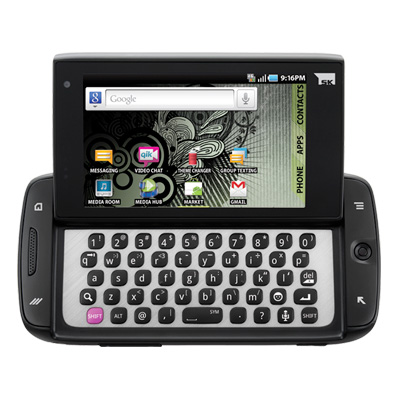 Samsung T-Mobile Sidekick 4G SGH T839 User Manual