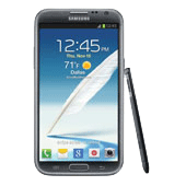 Samsung Galaxy Note II (T-Mobile), Titanium Gray