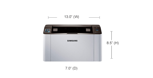 Samsung SL-M2020W Printer Universal Print Driver for Mac