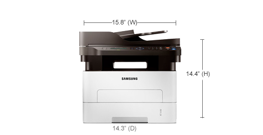 Samsung SL-M2875FW Printer Scan Driver for Windows Mac