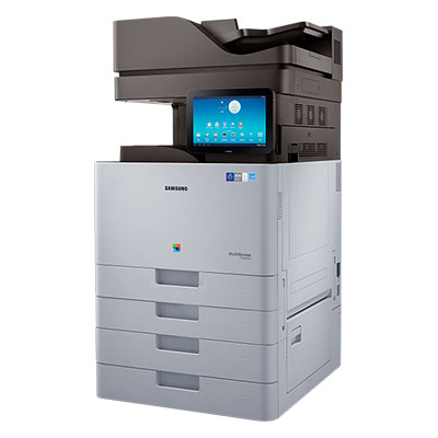 MultiXpress MX7 Series X7400LX Color Multifunction Printer 40 PPM