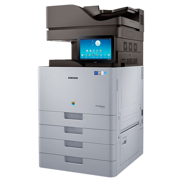 MultiXpress MX7 Series X7500GX Color Multifunction Printer 50 PPM
