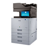 MultiXpress MX7 Series X7600GX Color Multifunction Printer 60 PPM