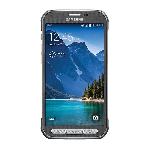 Samsung Galaxy S5 Active (AT&T), Titanium Gray