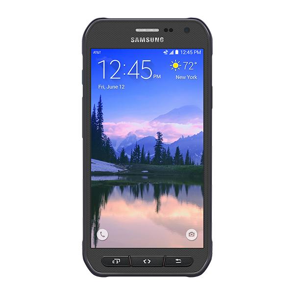 Samsung Galaxy S6 active (AT&T), Gray