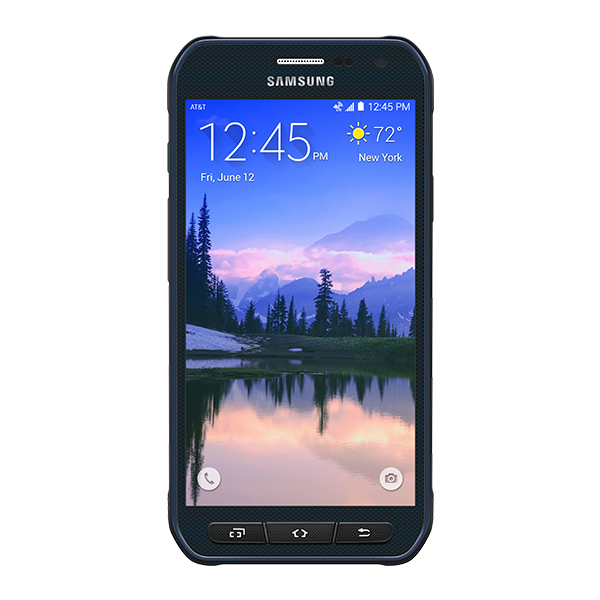 Samsung Galaxy S6 active (AT&T), Camo Blue