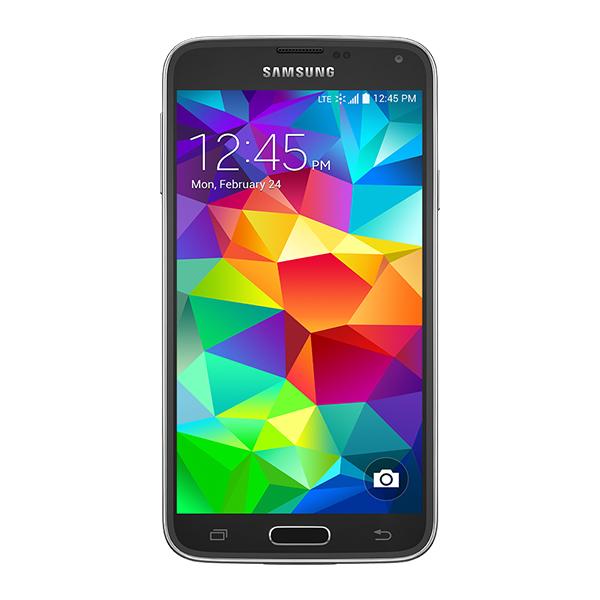 Samsung Galaxy S5 (Sprint), Charcoal Black