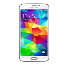 Samsung Galaxy S ® 5 (Sprint), Shimmery White