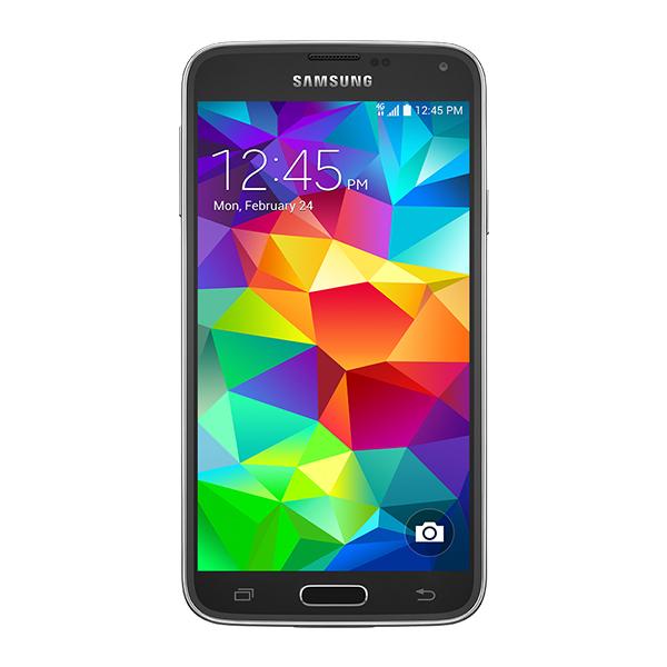 Samsung Galaxy S5 (U.S. Cellular), Charcoal Black