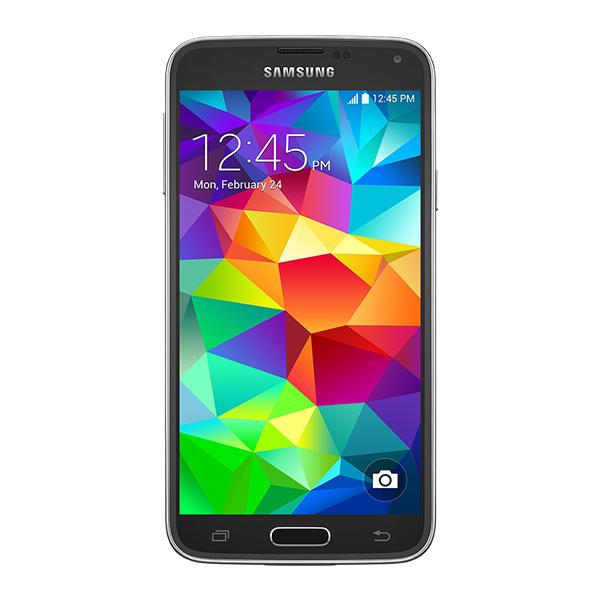 Samsung Galaxy S5 (MetroPCS), Charcoal Black