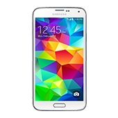 Samsung Galaxy S5 (T-Mobile), Shimmery White