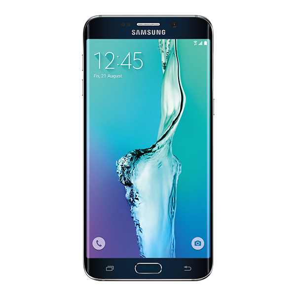 Samsung Galaxy S6 edge+, 64GB, (US Cellular), Black Sapphire