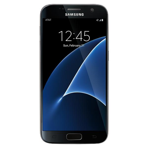 Samsung Galaxy S7, 32GB, (AT&T), Black Onyx