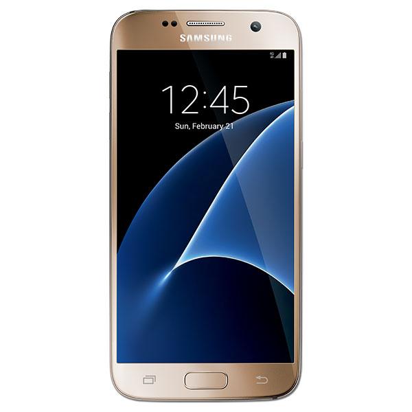Samsung Galaxy S7, 32GB, (US Cellular), Gold Platinum