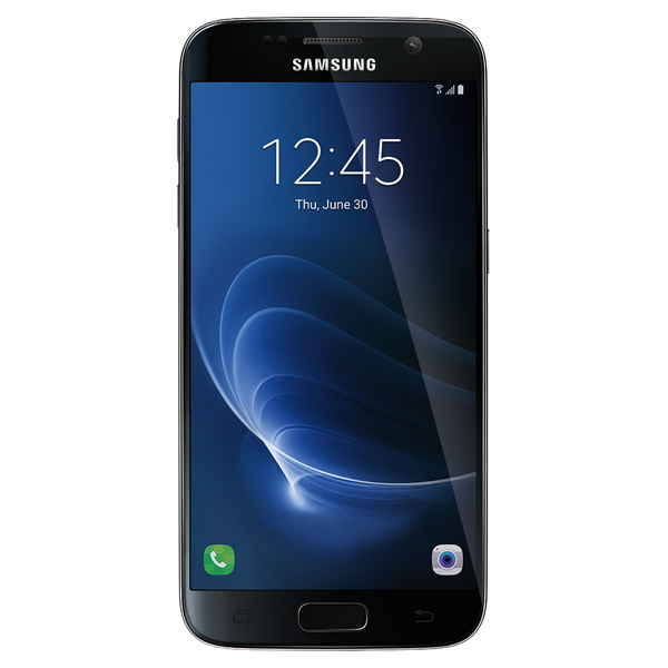 Samsung Galaxy S7, 32GB, (Unlocked), Black Onyx