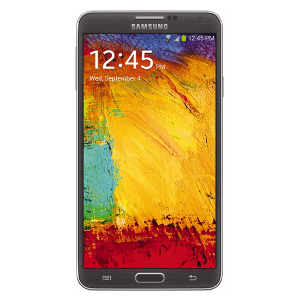 Samsung Galaxy Note 3 (AT&T), Black