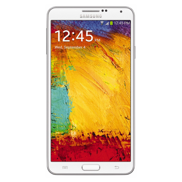 Samsung Galaxy Note 3 (AT&T), White