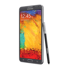 Samsung Galaxy Note® 3 (Sprint), Black