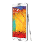 Samsung Galaxy Note 3 (T-Mobile), White