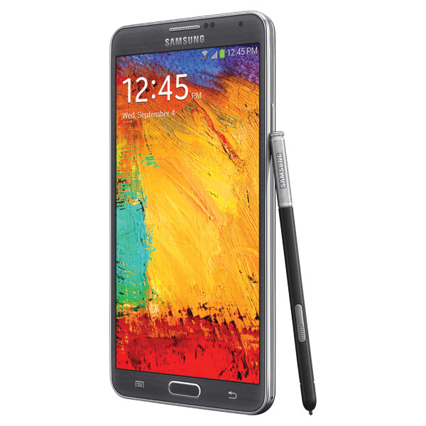 Samsung Galaxy Note 3 (Verizon), Black