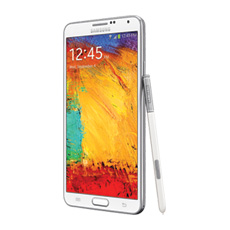 Samsung Galaxy Note® 3 (Verizon), White
