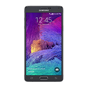 Samsung Galaxy Note 4 (T-Mobile), Charcoal Black