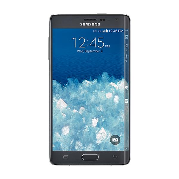 Samsung Galaxy Note<sup>®</sup> Edge (Sprint), Charcoal Black