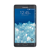 Samsung Galaxy Note Edge (Verizon), Charcoal Black