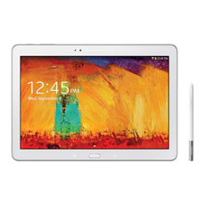Samsung Galaxy Note® 10.1 2014 Edition (Wi-Fi), White 16GB