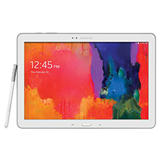 Samsung Galaxy Note® Pro 12.2 64GB (Wi-Fi), White