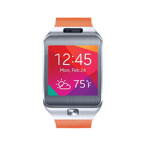 Samsung Gear 2 Wild Orange