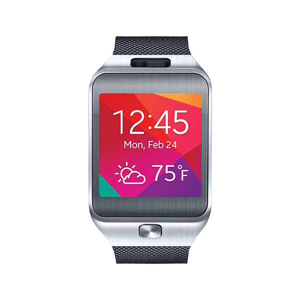 Samsung Gear 2 Charcoal Black
