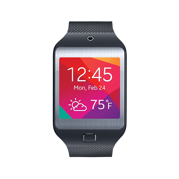 Samsung Gear 2 Neo Charcoal Black