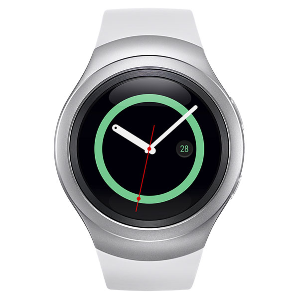 Samsung Gear S2, Silver
