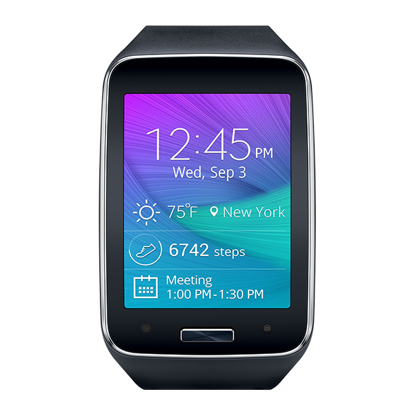 Gear S (Verizon)  Black