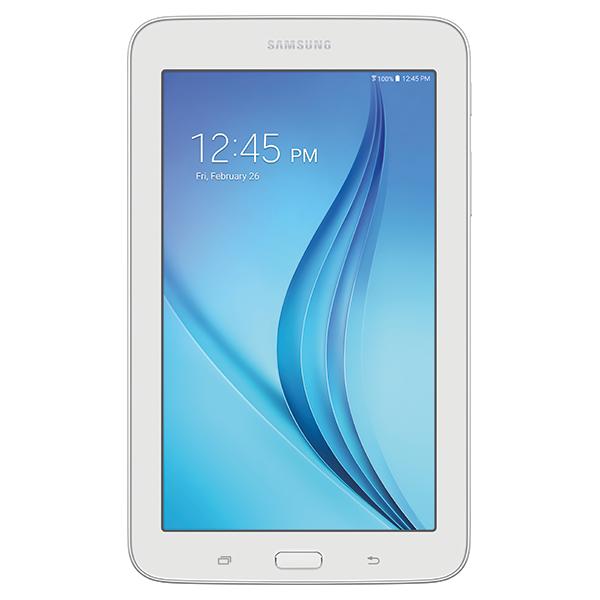 """Samsung Galaxy Tab E Lite 7.0"""" 8GB (Wi-Fi), White"""